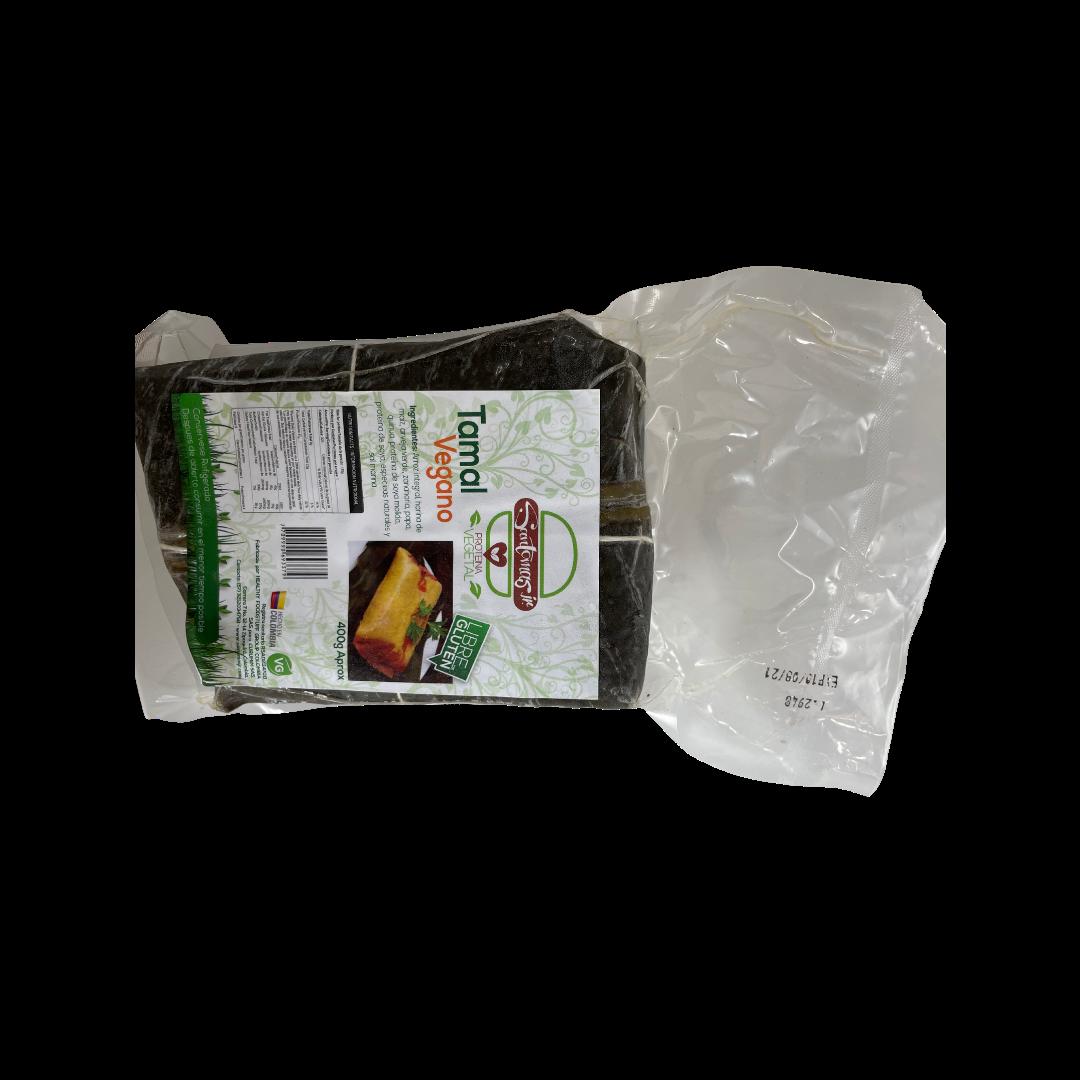 Tamal vegano  400 gr