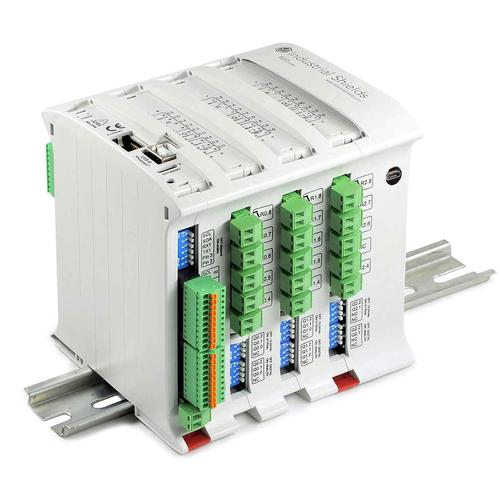 MDUINO PLC ARDUINO ETHERNET & WiFi & BLUETOOTH LE 57AAR I-Os ANALOG-DIGITAL-RELAY PLUS