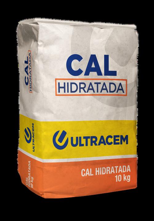 CAL HIDRATADA 10 KILOS ULTRACEM