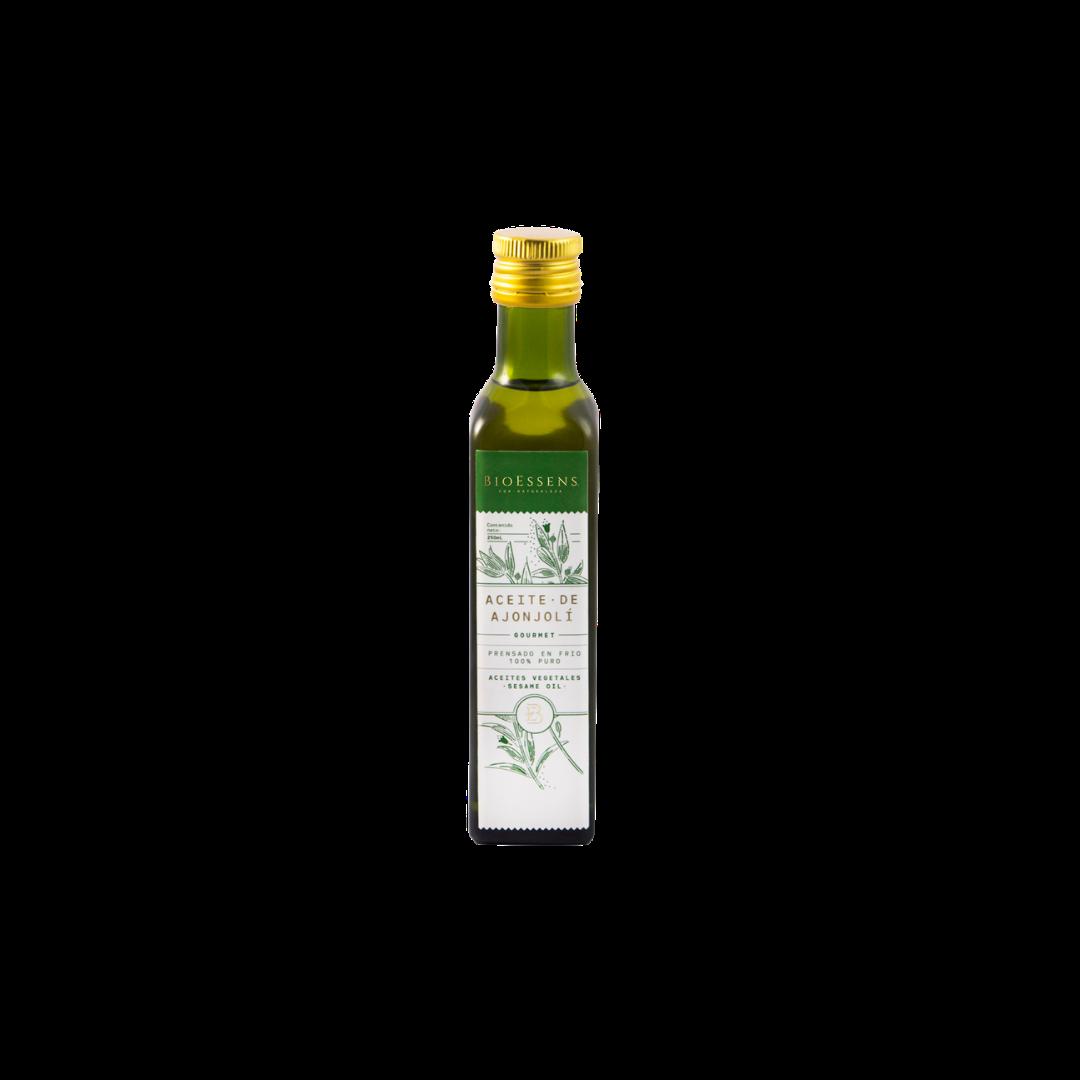 Aceite ajonjoli natural  250 ml