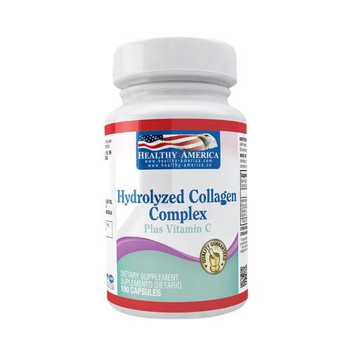Colageno hidro vit C  1500 mg 100 cap