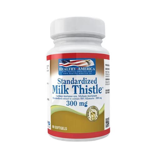 Milk thistle 300 mg 90 sof