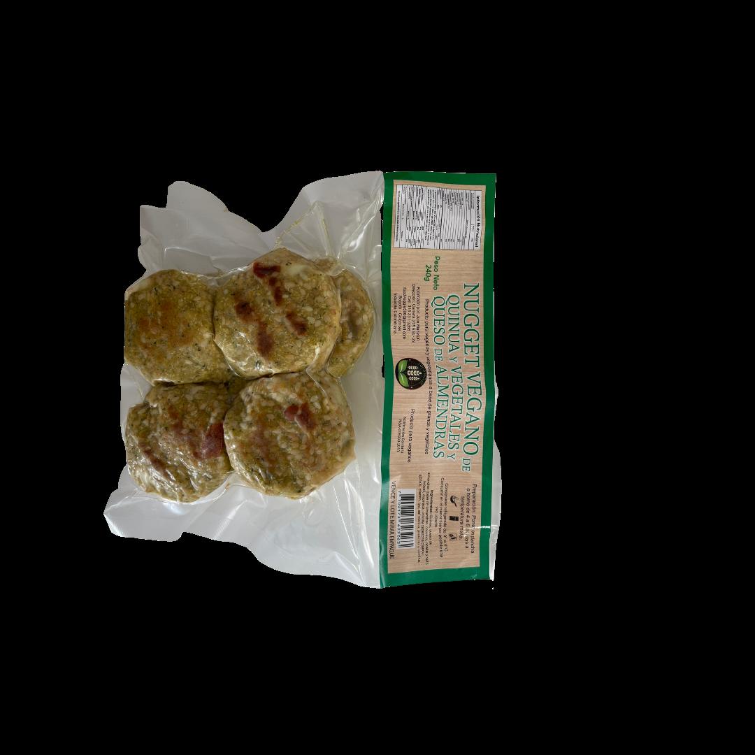 Nuggets quinoa broc 8 und  240 gr
