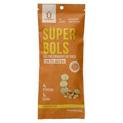 Super Bols - Crunchy de yuca con colágeno