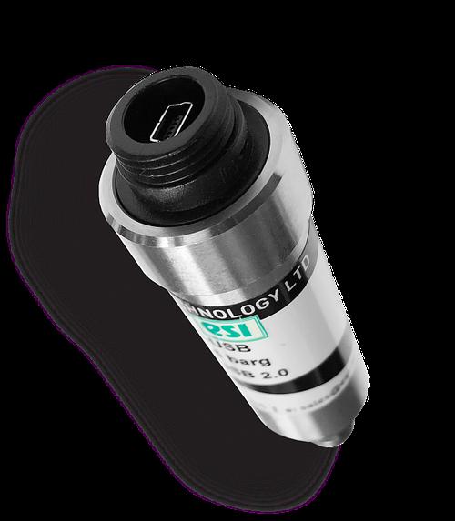 GD4200-USB Transmisor Dinamico de Presión USB Rango 0-2.5 to 0-1500 bar. 1/4