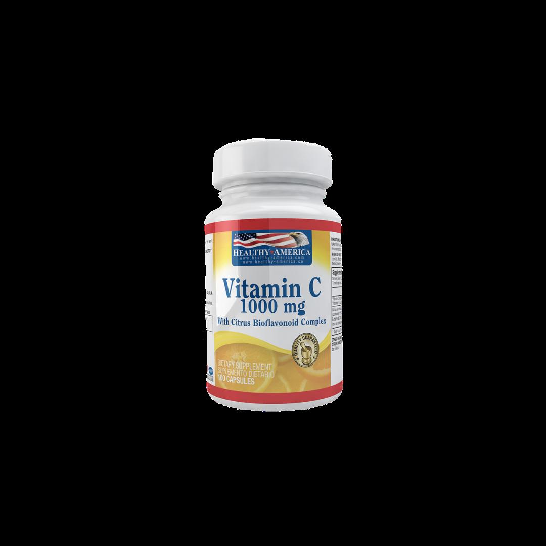 Vit C 1000 mg citrus biofla  100 cap