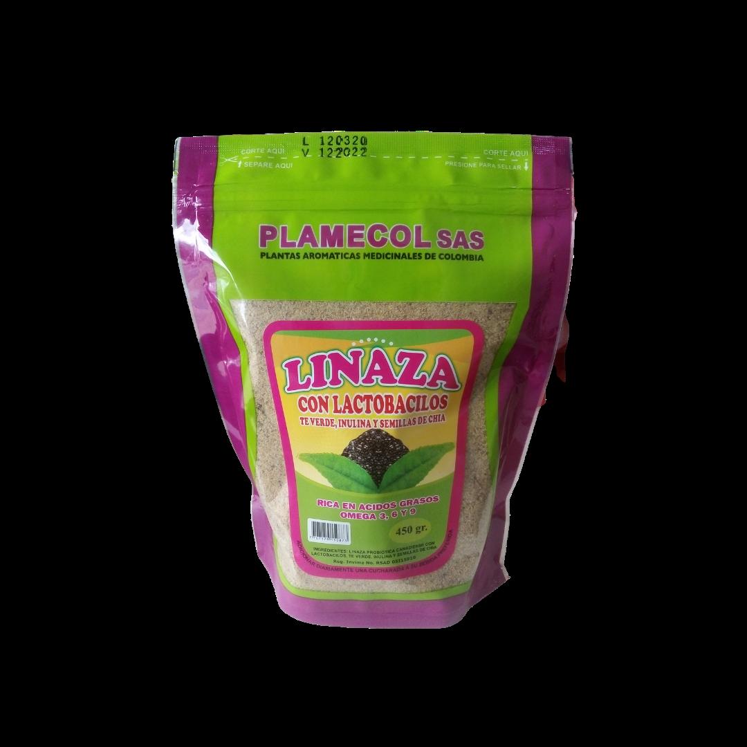 Linaza lactobacilos 450 gr