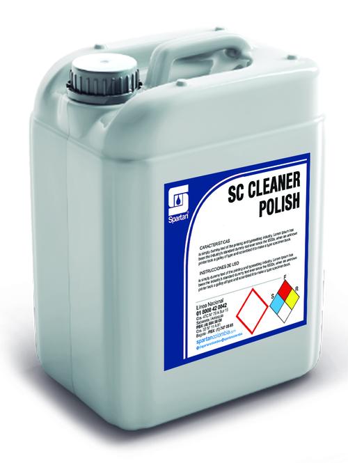 SC CLEANER POLISH 5 GALONES