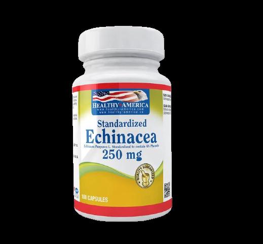 Echinacea  250 mg  100 cap