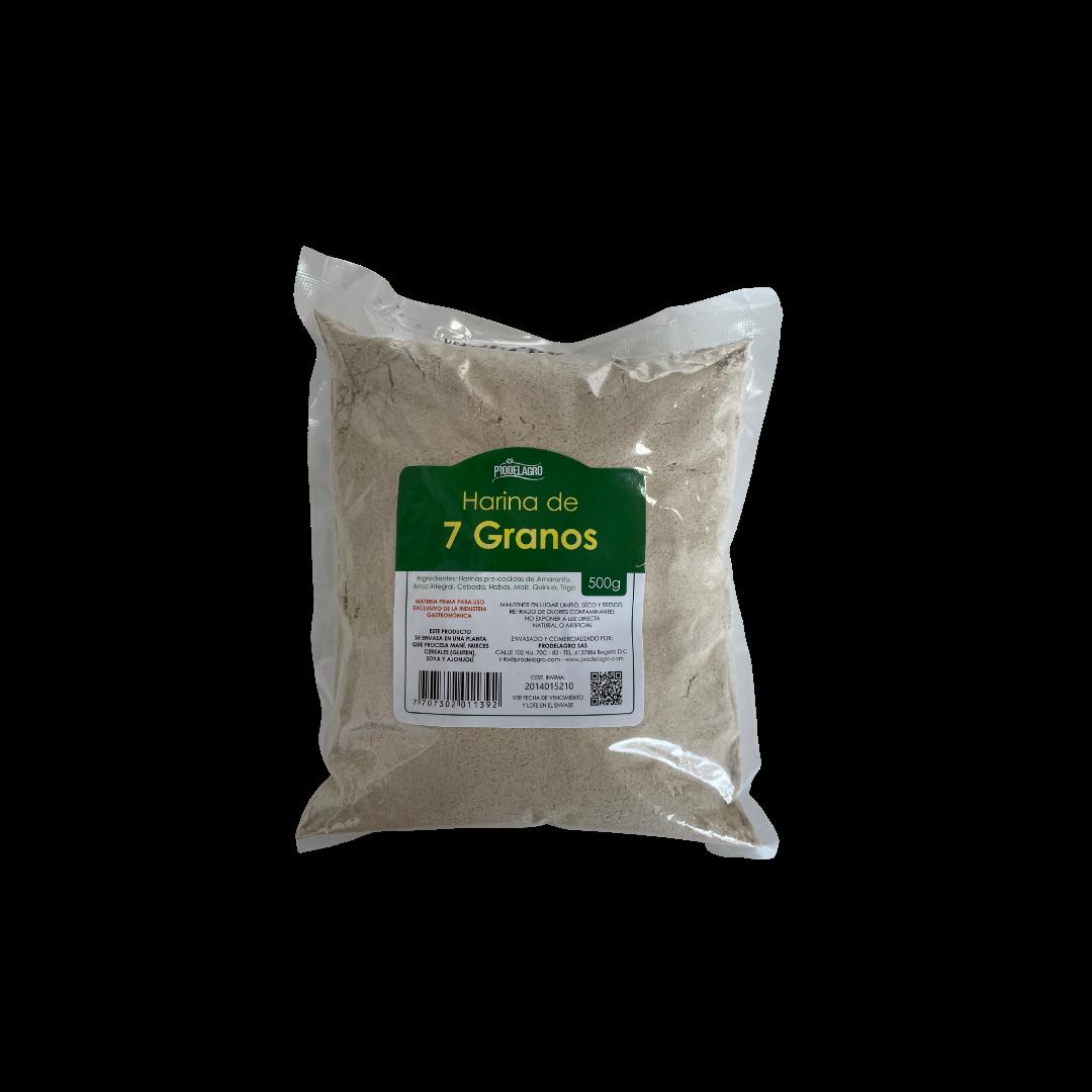 Harina 7 granos 500 gr