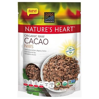 Nibs de Cacao orgánico