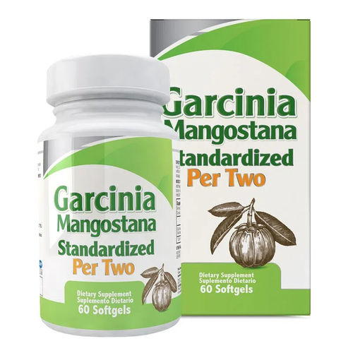 Garcinia mangostana 2000 mg  60 sof