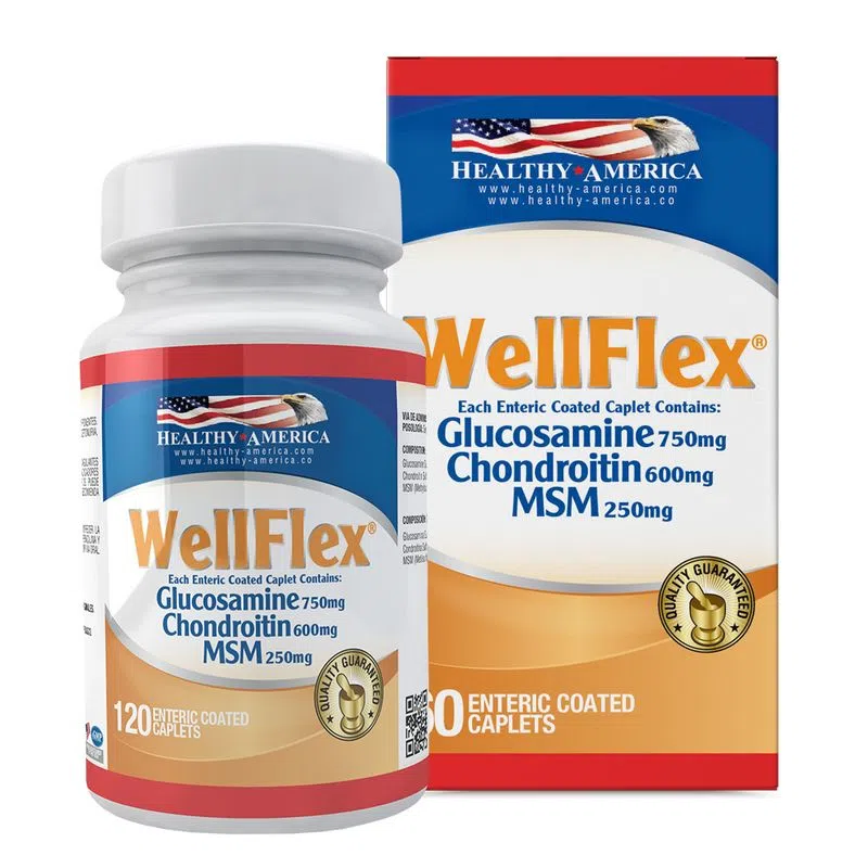 Wellflex  120 cap